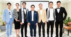 """บริษัท ซีดีเอ็น โปรดักชั่น คว้าลิขสิทธิ์จัดการประกวดเวทีระดับโลก MR.GLOBAL  จัดแถลงข่าวครั้งใหญ่ เตรียมพร้อมไทยสู่การเป็นเจ้าภาพการประกวด """"Mister Global 2019 World Final"""" กันยายน 2562 นี้"""