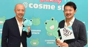 @cosme store ร้านเครื่องสำอางยอดนิยมในประเทศญี่ปุ่น บุกตลาดประเทศไทย  เปิดตัว @cosme store ที่ไอคอนสยาม เป็นสาขาแรก  วางแผนเปิดสาขาเพิ่มอีกอย่างน้อย 5 สาขาในอีก 3 ปีข้างหน้า