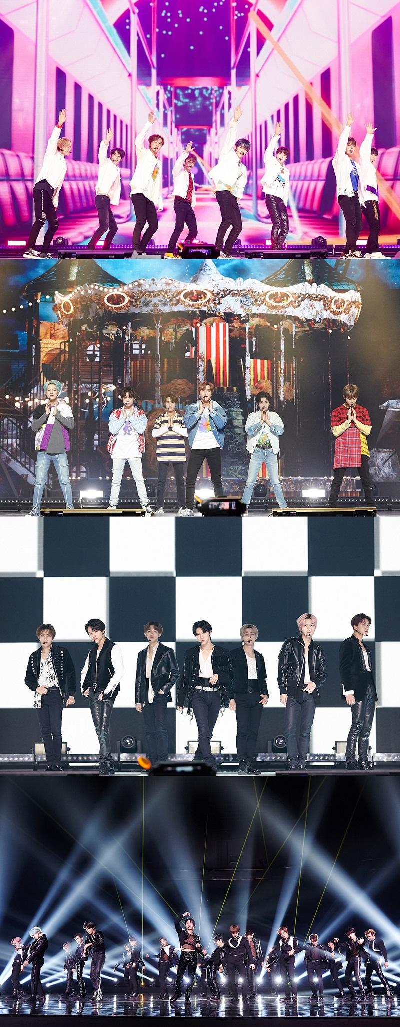 [ภาพการแสดง] 'Beyond LIVE - NCT 'Global Wave''
