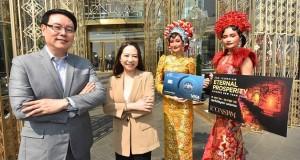 ไอคอนสยามเนรมิตมหาปรากฏการณ์ตรุษจีน!! ระหว่างวันที่ 22 – 26 มกราคม ศกนี้ ณ ไอคอนสยาม ถนนเจริญนคร