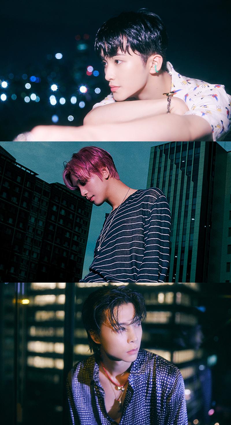[ภาพทีเซอร์ของ MARK, HAECHAN, JOHNNY] NCT 127 - อัลบั้มเต็มชุดที่ 3 'Sticker'