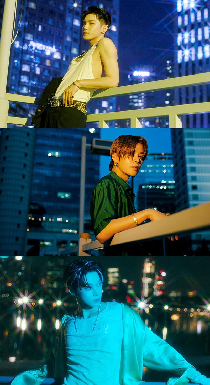 [ภาพทีเซอร์ของ TAEYONG, YUTA, DOYOUNG] NCT 127 - อัลบั้มเต็มชุดที่ 3 'Sticker'