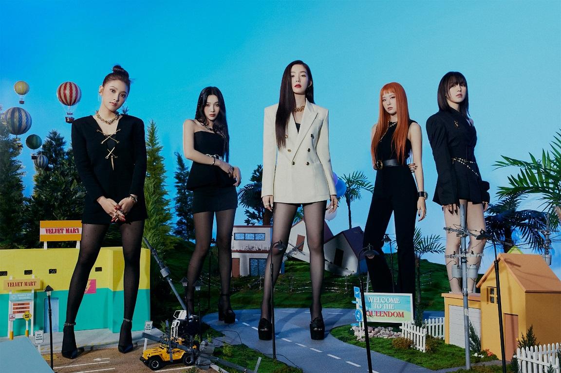 [ภาพทีเซอร์ 2] Red Velvet มินิอัลบั้มชุดใหม่ 'Queendom'