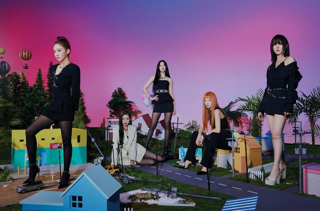 [ภาพทีเซอร์ 3] Red Velvet มินิอัลบั้มชุดใหม่ 'Queendom'