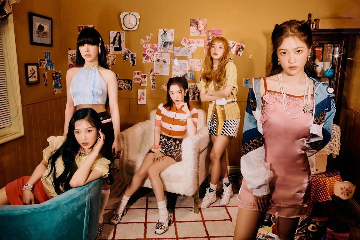 [ภาพทีเซอร์ 4] Red Velvet มินิอัลบั้มชุดใหม่ 'Queendom'