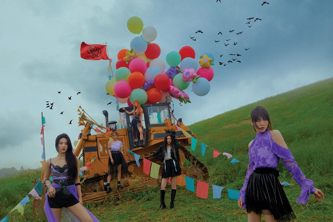 [ภาพทีเซอร์ 5] Red Velvet มินิอัลบั้มชุดใหม่ 'Queendom'