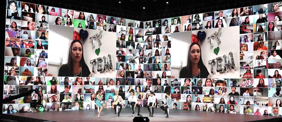 [ภาพที่ 11] Prudential x SuperM We DO Virtual Concert & Fan Meet