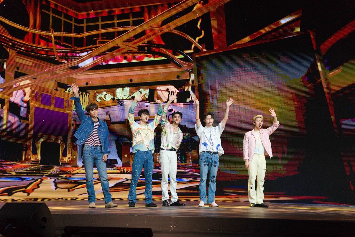 [ภาพที่ 12] Prudential x SuperM We DO Virtual Concert & Fan Meet