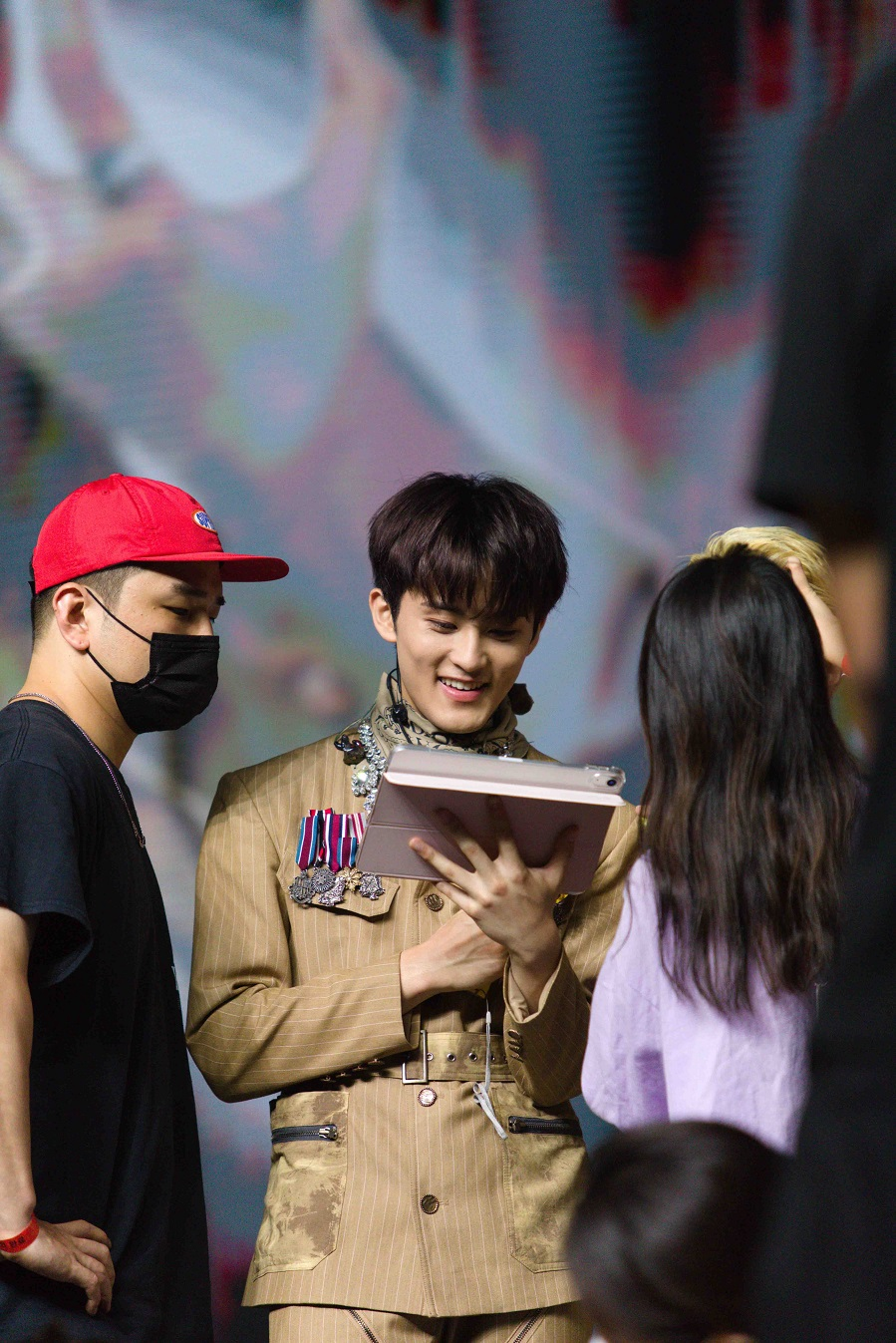 [ภาพที่ 16] Prudential x SuperM We DO Virtual Concert & Fan Meet