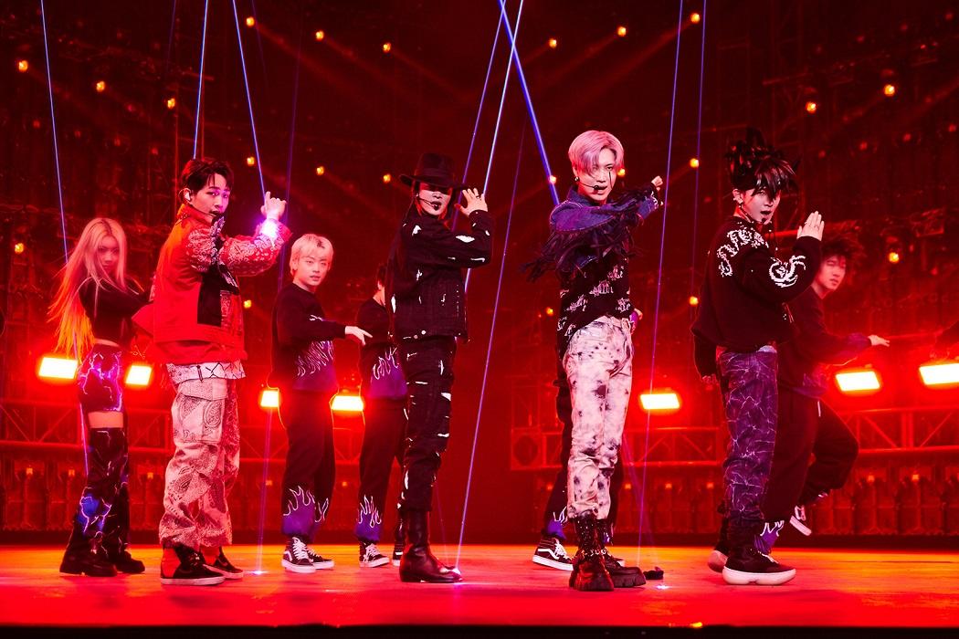 [ภาพที่ 2] คอนเสิร์ตออนไลน์ 'Beyond LIVE' ของ SHINee