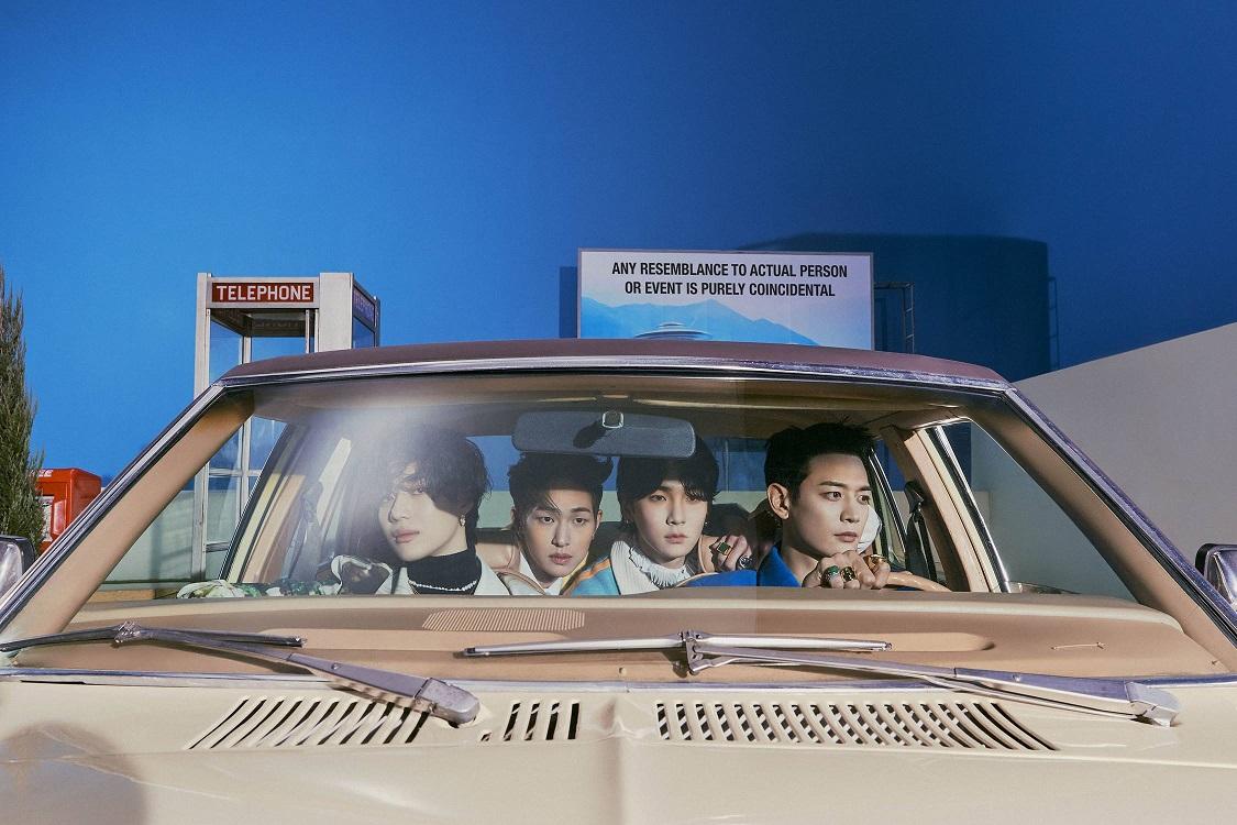 [ภาพที่ 4] SHINee - อัลบั้มเต็มชุดที่ 7 'Don't Call Me'