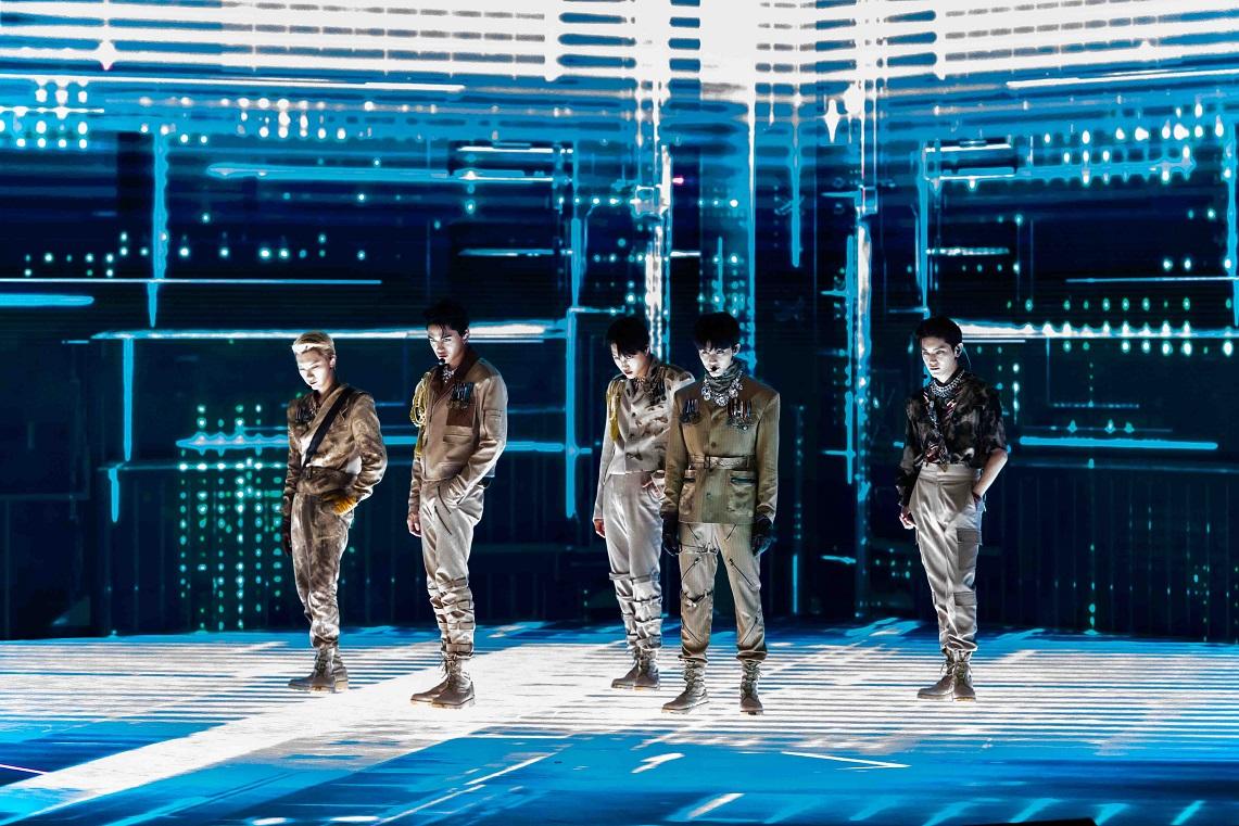 [ภาพที่ 5] Prudential x SuperM We DO Virtual Concert & Fan Meet