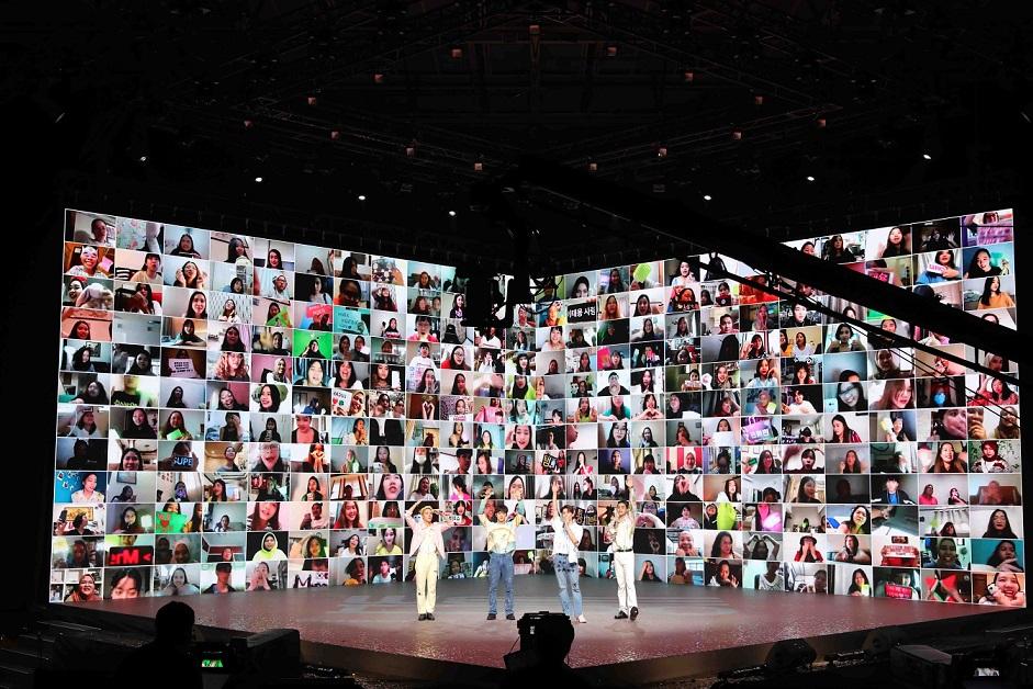 [ภาพที่ 8] Prudential x SuperM We DO Virtual Concert & Fan Meet