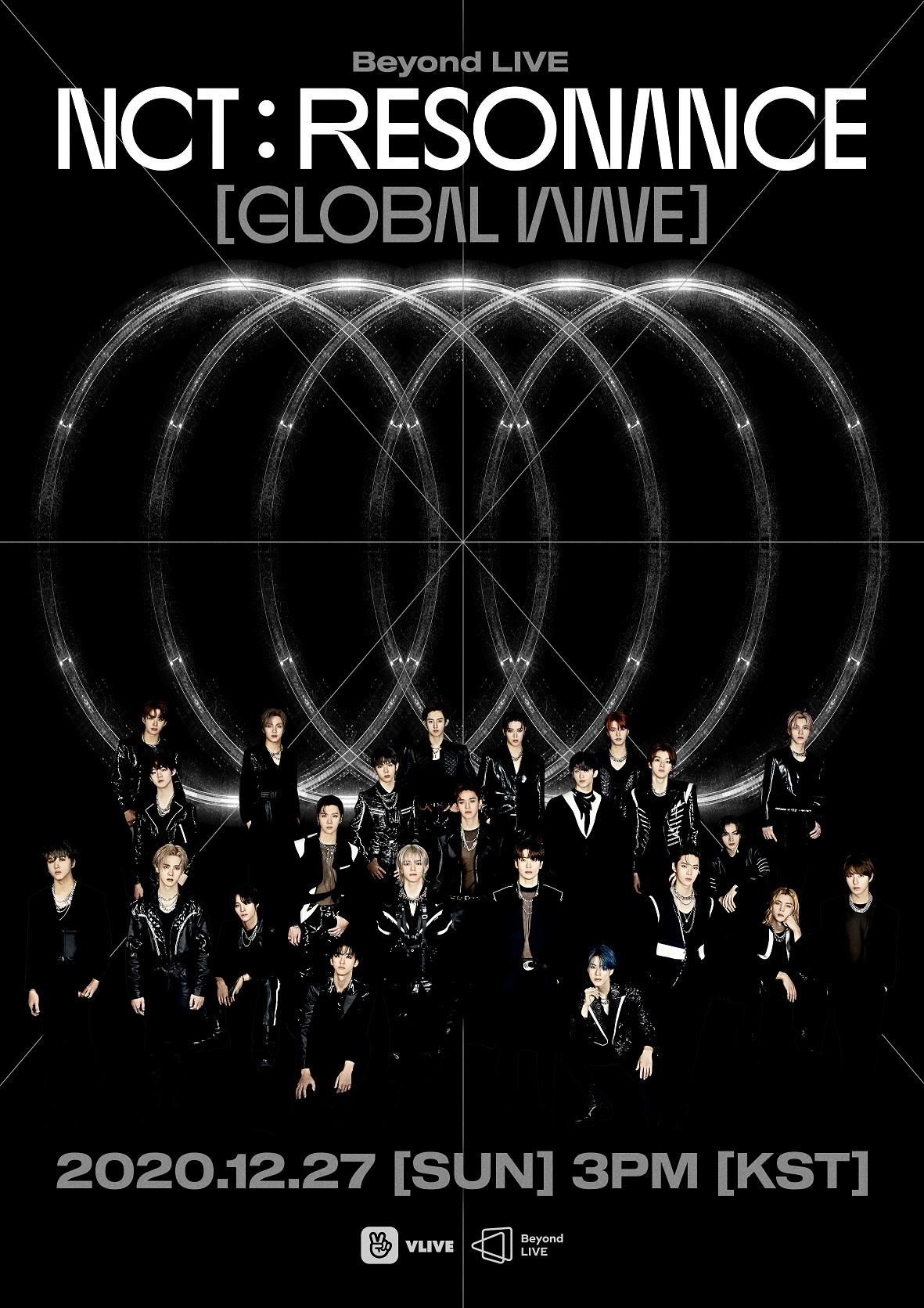 [ภาพโปสเตอร์] 'Beyond LIVE - NCT 'Global Wave''