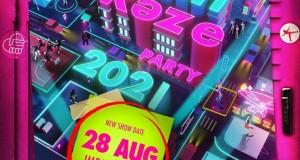 """ประกาศวันแสดงใหม่ แต่ขายบัตรวันเดิม!!!  """"คอนเสิร์ต KAMIKAZE PARTY 2021""""  #เสียใจแต่แคร์  #โตมากับกามิ  #kamikazeparty2021"""