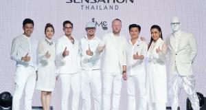 อนันดา ร่วมทัพเซเลบดาราเปิดประสบการณ์ทางดนตรีครั้งยิ่งใหญ่กับงานปาร์ตี้ที่ทุกคนรอคอย   Sensation Thailand 2018 Presented by Heineken ระเบิดความมันส์ 29 กรกฎาคมนี้ ณ ไบเทค บางนา