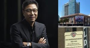 SM ENTERTAINMENT SQUARE จัดตั้งใจกลางนครลอสแอนเจลิส   เพื่อเป็นเกียรติแก่ 'Lee Soo-Man' ผู้บุกเบิกวัฒนธรรมเกาหลี และปรากฏการณ์เค-ป๊อปทั่วโลก!