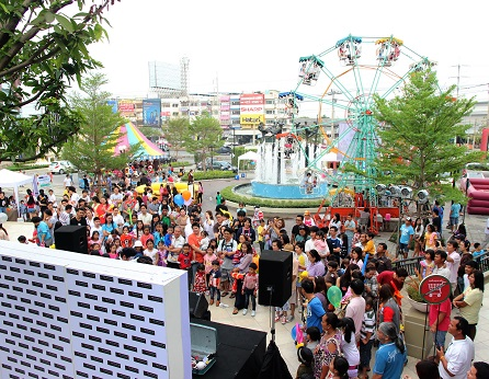 10. The Crystal Kids Carnival