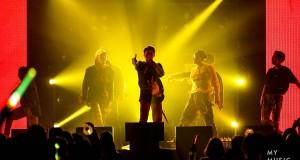"""ร้อนแรงดั่งไฟเผา ZICO ใส่เต็มทุกสกิล ร้อง เต้น แร็พ  ใน """"King of the Zungle Tour in Bangkok"""""""