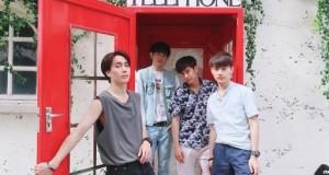 """""""ไอมี่ไทยแลนด์"""" เอาใจแฟน ปล่อยรายการ VRV GO เผยความลับ – รู้จักตัวตน 4 หนุ่ม VRV มากขึ้น"""