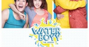 """""""ฝน, วิคเตอร์,พิกเล็ต,ไวท์, นิว,เอิร์ท""""แท็กทีมจิ้นฟินกระจาย!!! ใน """"Waterboyy The Series""""เริ่ม 9 เมษายนนี้"""