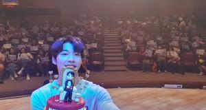 """""""อูโดฮวาน"""" โปรยเสน่ห์แบบใกล้ชิด ฟินทุกที่นั่ง !!!  กับ """"2019 WOO DO HWAN 1st FAN MEETING IN BANGKOK"""" ครั้งแรกในเมืองไทย"""