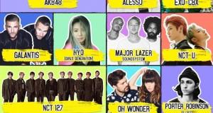 คอนเฟิร์ม…มาชัวร์!! MAYA INTERNATIONAL MUSIC FESTIVAL 2018 กวาดทัพศิลปินตัวท๊อป EDM K-POP J-POP ขึ้นเวที ร่วมสร้างประวัติศาสตร์ครั้งยิ่งใหญ่ 8-9 ธ.ค.นี้ #MAYAmusicFestival