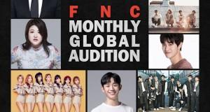 """โอกาสถึงเด็กไทย!! """"FNC Global Audition 2017""""  เตรียมเปิดออดิชั่นสิงหาคมนี้!!"""