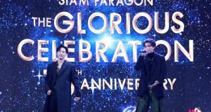 """สยามพารากอนฉลองยิ่งใหญ่ครบรอบ 15 ปี จัดเต็มฟรีคอนเสิร์ตจากเหล่าศิลปินดัง  """"Siam Paragon the Glorious Celebration 15th Anniversary""""  เมื่อวันที่ 10 -13 ธันวาคม 2563 #SiamParagon #SiamParagon15thAnniversary"""