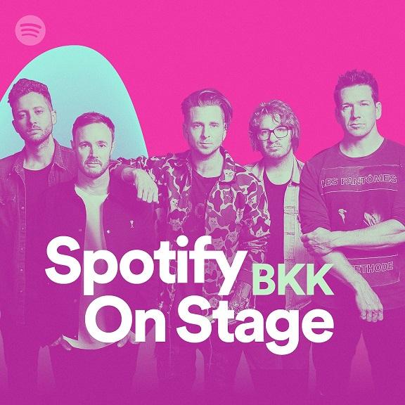 2 Spotify On Stage 2019_BKK_Playlist Cover