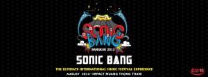 บีอีซี-เทโร จัดเทศกาลดนตรีนานาชาติครั้งยิ่งใหญ่ Singha Corporation Presents    SONIC BANG              The Ultimate International Music Festival Experience         ศิลปินดังระดับโลกหลากแนวดนตรี เตรียมตบเท้าร่วมงานเพียบ