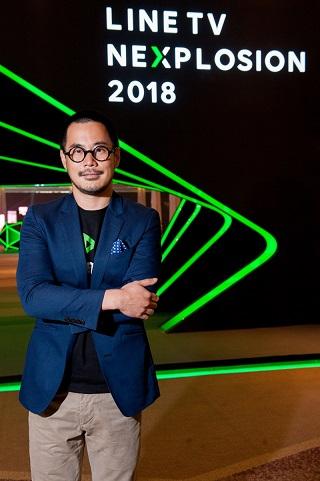 3 กวิน ตั้งอุทัยศักดิ์ ผู้อำนวยการธุรกิจคอนเทนต์ LINE ประเทศไทย