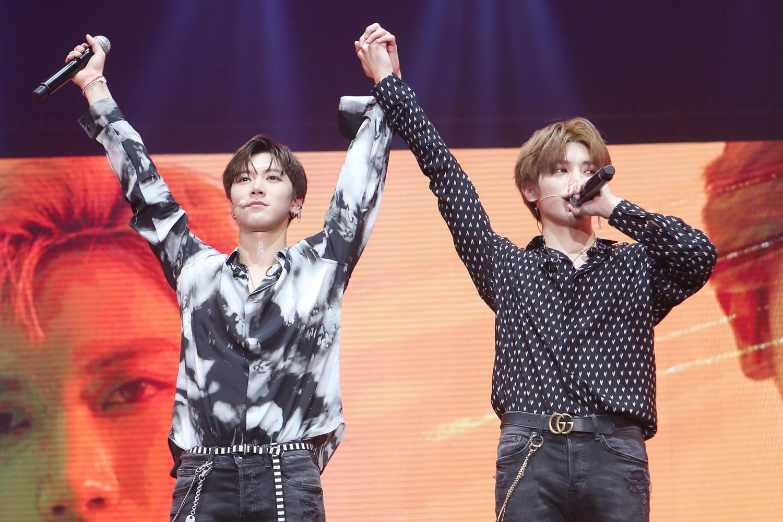 [5] NCT U (TAEYONG x TEN) FAN MEETING in BANGKOK
