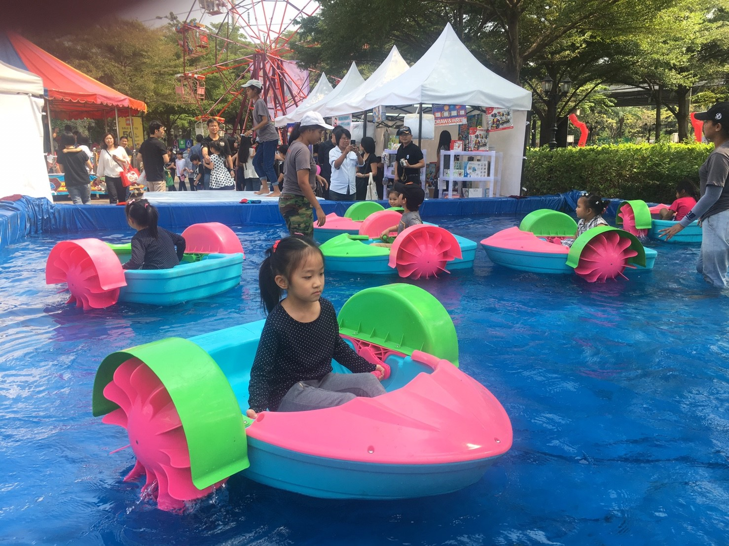 5. The Crystal Kids Carnival