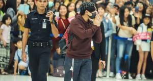 """""""นุชเชส"""" บุกสนามบิน!! ส่งกำลังใจให้ """"เป๊ก ผลิตโชค"""" เป็นตัวแทนประเทศไทย บินลัดฟ้าร่วมงานเมืองผู้ดี"""