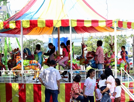 7. The Crystal Kids Carnival