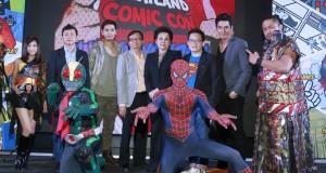Thailand Comic con 2014 รวมพลป๊อปคัลเจอร์ ครั้งแรกและยิ่งใหญ่ที่สุดของไทย วันที่ 9-11 พฤษภาคมนี้ ณ รอยัล พารากอน ฮอลล์ ศูนย์การค้าสยามพารากอน