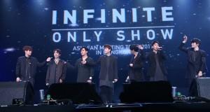 Infinite จัดเต็ม! เสิร์ฟความฟินชุดใหญ่เอาใจแฟนไทย