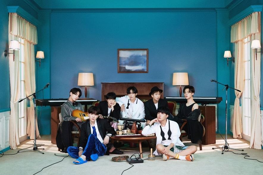 BTS_Spotify_Top K-Pop Artist Globally