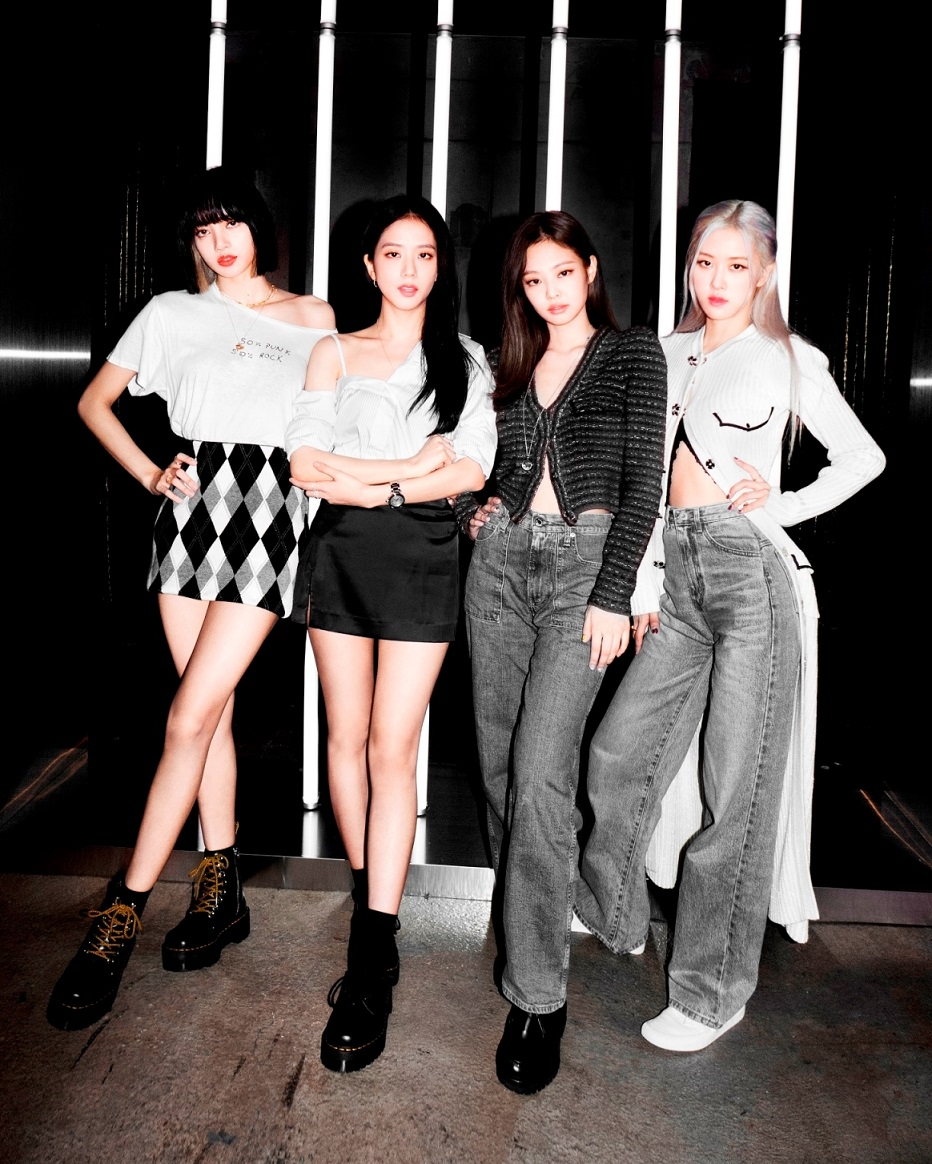 BlackPink_Spotify_Top K-Pop Artist Globally