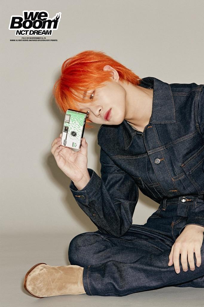 [CHENLE_Image 2] NCT DREAM The 3rd Mini Album 'We Boom'