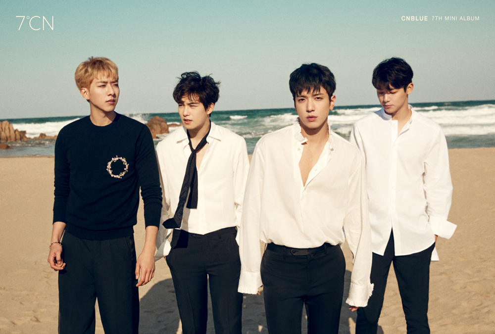 CNBLUE - Between Us Poster (0324_Hi Res) (Large)