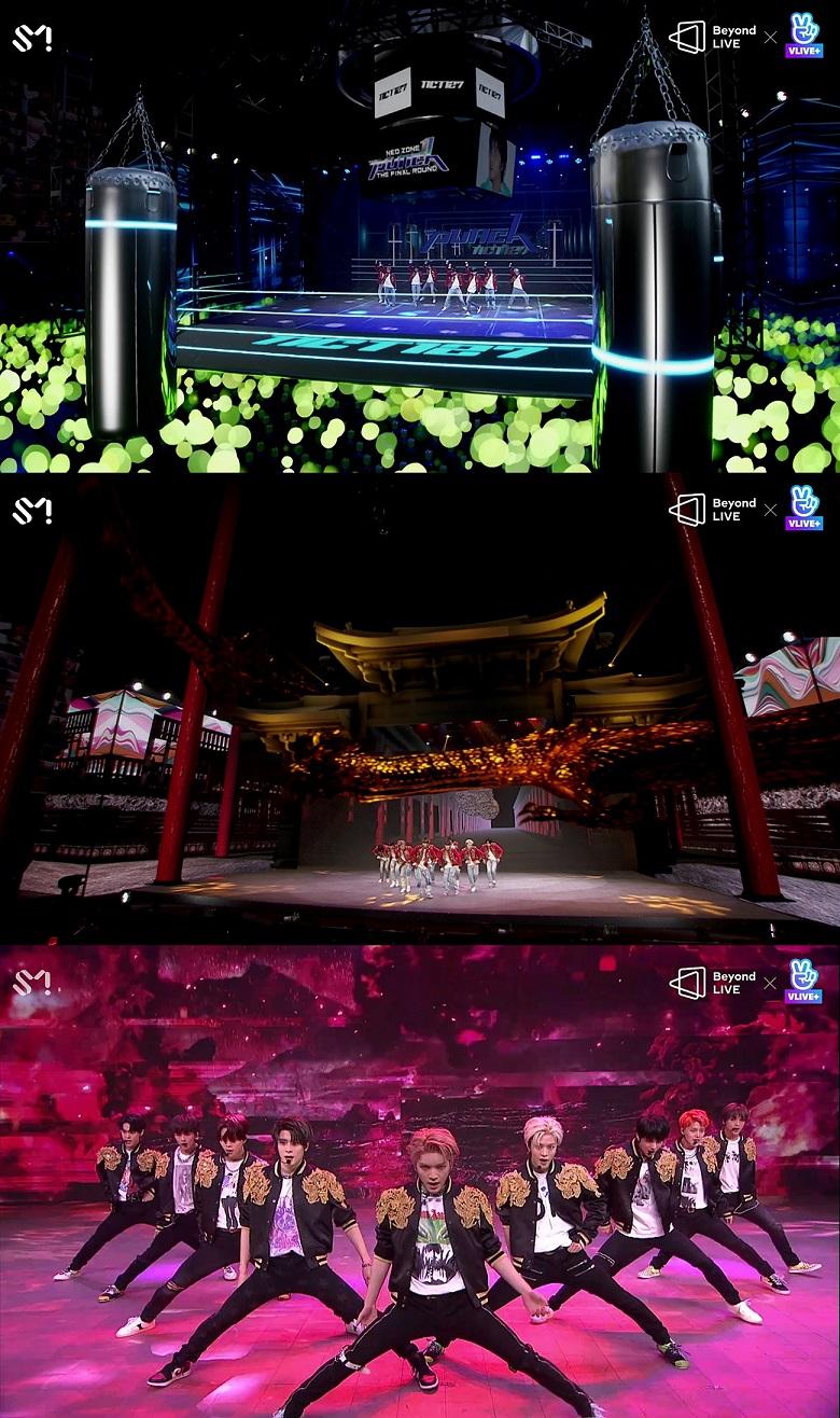 [Capture 1] NCT 127 'Beyond LIVE'