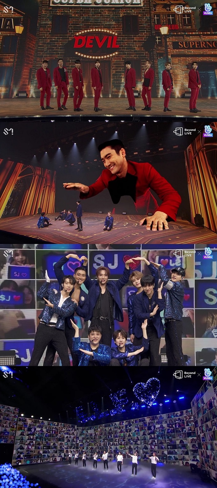 [Capture 1] SUPER JUNIOR 'Beyond LIVE'