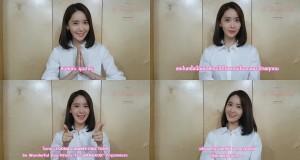 'ยุนอา' ส่งรอยยิ้มหวานผ่านคลิปทักทายแฟนไทย  รอมาใช้เวลาดี ๆ ร่วมกันในงานแฟนมีตติ้งสุดพิเศษ 7 ก.ค.นี้!