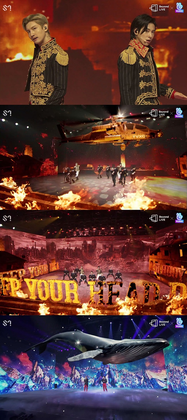 [Capture Image 1] 'TVXQ! - Beyond the T'