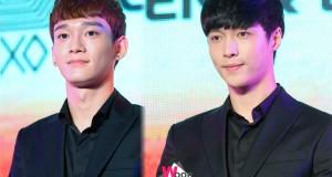 """2 หนุ่มสุดฮ๊อตจากวง EXO  เฉิน , เลย์ """"CHEN , LAY"""" บินลัดฟ้า ร่วมงาน LOTTE THAILAND ROAD SHOW ในฐานะพรีเซนเตอร์"""