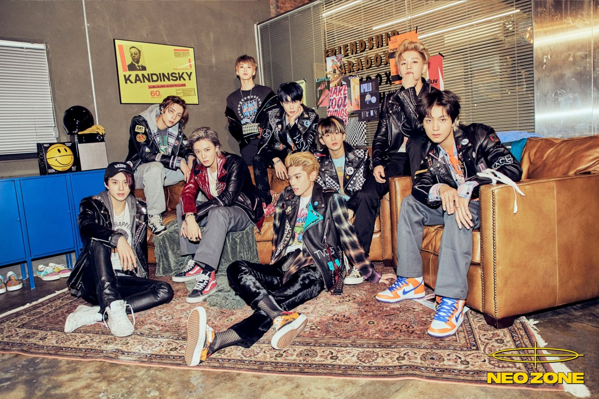 [Concept Image 1] NCT 127 The 2nd Album 'NCT #127 Neo Zone'