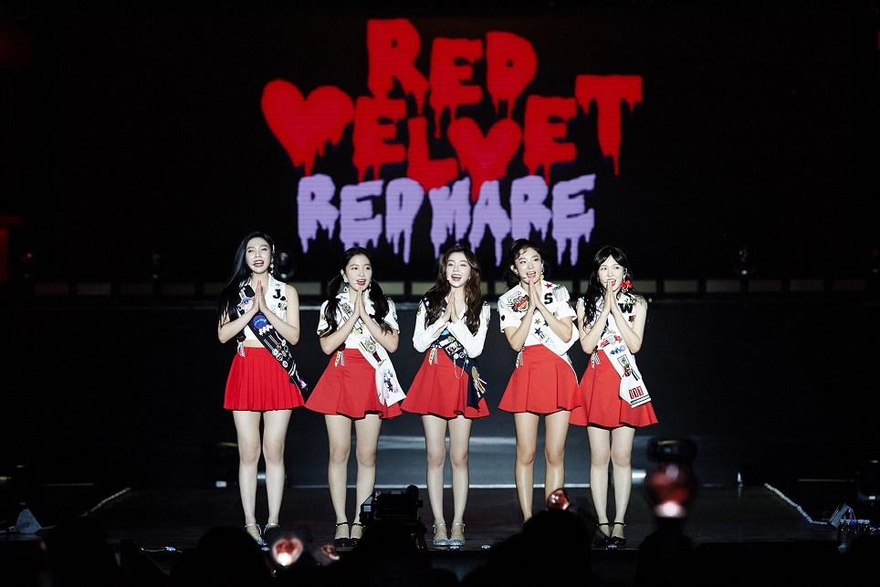 [Concert] Red Velvet 1