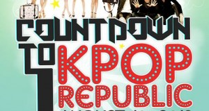 Pre-event  for KPOP REPUBLIC CONCERT ON 10 Aug 2013
